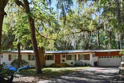 Gainesville Single Family Home For Sale: 520 SW 28TH Street