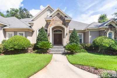 Gainesville Single Family Home For Sale: 8608 SW 38th Avenue