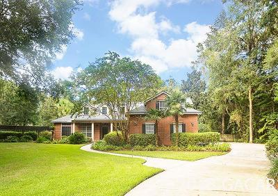 Gainesville Single Family Home For Sale: 10104 SW 17th Place