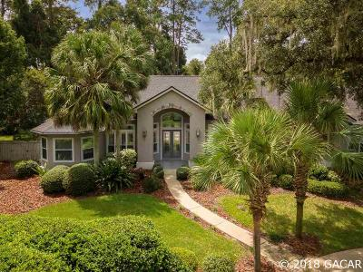 Gainesville Single Family Home For Sale: 3946 SW 89TH Drive