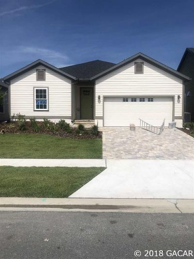 Newberry Single Family Home For Sale: 1062 NW 134th Drive