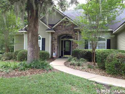 Alachua Single Family Home For Sale: 11918 NW 69 Way