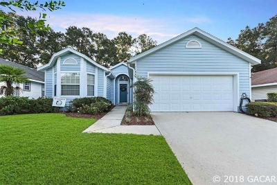 Alachua Single Family Home For Sale: 11661 Creek Drive