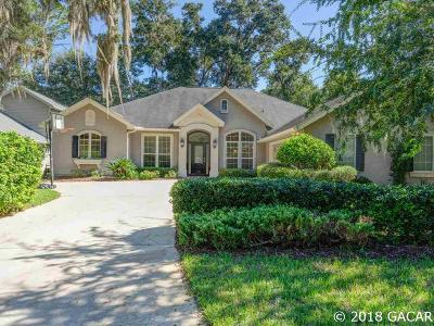 Gainesville Single Family Home For Sale: 2883 SW 92nd Terrace