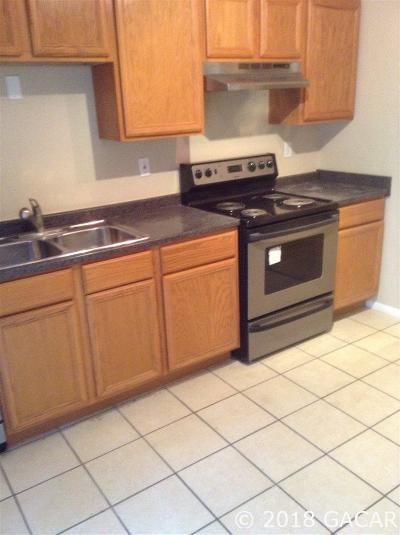 Gainesville Condo/Townhouse For Sale: 507 NW 39TH Road #314