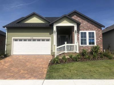 Newberry Single Family Home For Sale: 1078 NW 134th Drive