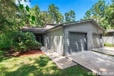 Gainesville Condo/Townhouse For Sale: 7056 NW 52ND Terrace