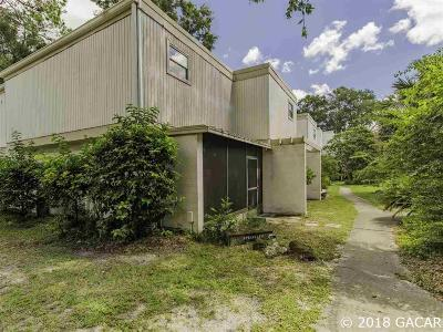 Gainesville Condo/Townhouse For Sale: 711 SW 75th Street #101
