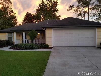 Gainesville FL Single Family Home For Sale: $243,000