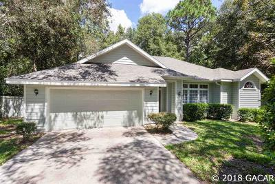 Gainesville Single Family Home For Sale: 10036 SW 55th Lane