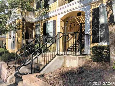 Gainesville FL Condo/Townhouse For Sale: $134,000