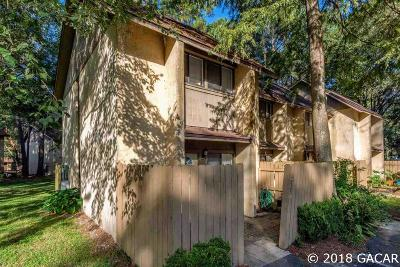 Gainesville FL Condo/Townhouse For Sale: $89,900