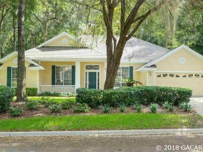 Gainesville FL Single Family Home For Sale: $334,000