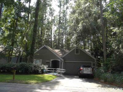 Gainesville Single Family Home For Sale: 4718 SW 85th Drive