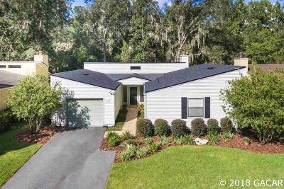 Alachua Single Family Home For Sale: 10714 Creek Drive