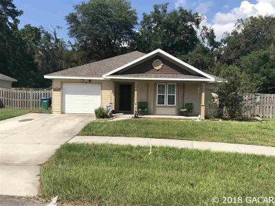 Alachua Single Family Home For Sale: 13608 NW 157th Place