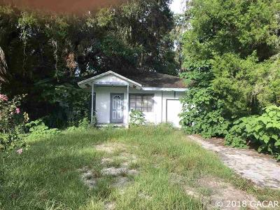 Ocala Single Family Home For Sale: 6332 NW Gainesville Road