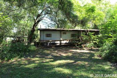 Alachua Single Family Home For Sale: 14013 NW 138th Street