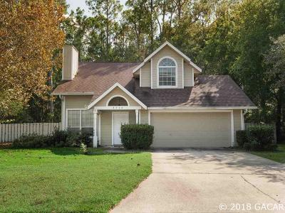 Gainesville FL Single Family Home For Sale: $200,000