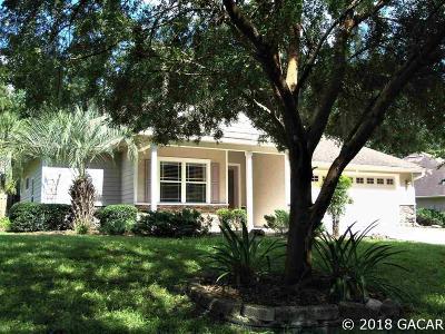 Alachua Single Family Home For Sale: 11915 NW 71ST Terrace