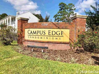 Gainesville FL Condo/Townhouse For Sale: $104,900