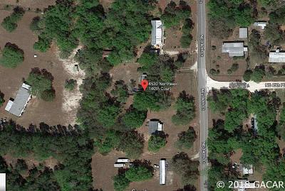 Williston Single Family Home Pending: 4530 NE 140 Court