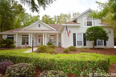 Gainesville Single Family Home For Sale: 9523 SW 33 Lane
