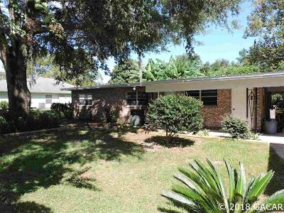 Alachua Single Family Home For Sale: 16803 NW 175th Terrace