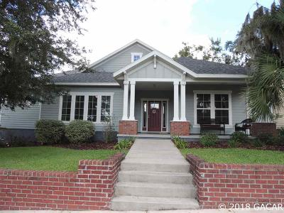Alachua Single Family Home For Sale: 16652 NW 166th Road