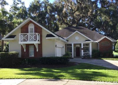Gainesville Single Family Home For Sale: 4417 SW 91st Drive