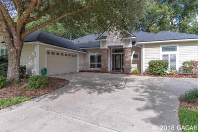 Gainesville Single Family Home For Sale: 8538 SW 14th Lane