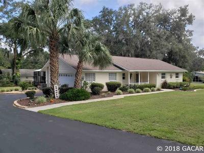 McIntosh Single Family Home For Sale: 6273 E . Place