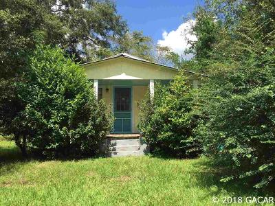 Alachua Single Family Home For Sale: 14226 NW 154 Place