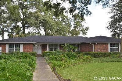 Alachua Single Family Home For Sale: 26118 NW County Road 239