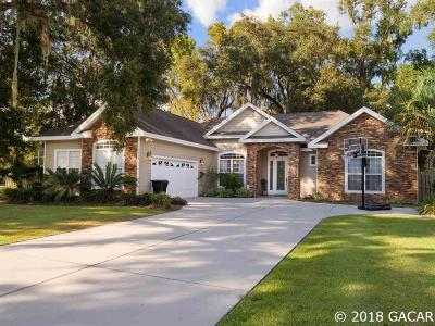 Newberry Single Family Home For Sale: 14454 NW 31ST