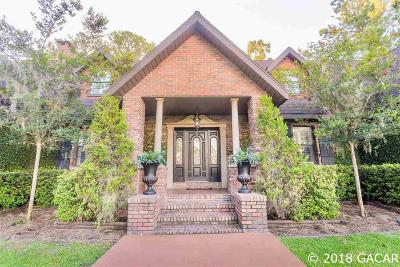 Reddick Single Family Home For Sale: 18150 NW 88th Avenue Road