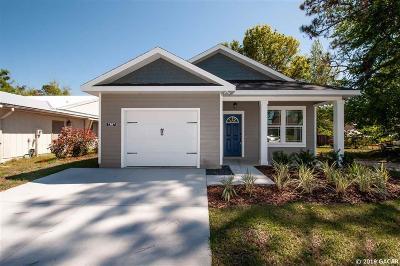 Alachua Single Family Home For Sale: 7307 NW 116TH Lane