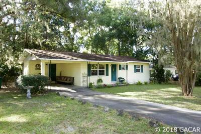 Chiefland Single Family Home For Sale: 804 NE 4th Street