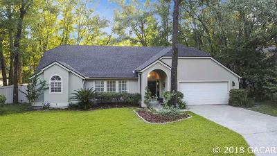 Gainesville Single Family Home For Sale: 10427 SW 55 Place