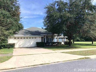 Newberry Single Family Home For Sale: 25164 NW 9TH Road
