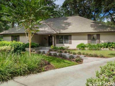 Gainesville Single Family Home For Sale: 9528 SW 53 Road