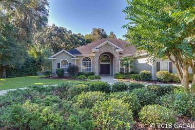 Gainesville Single Family Home For Sale: 8615 SW 38th Avenue