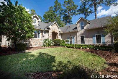 Gainesville Single Family Home For Sale: 7214 NW 41st Lane