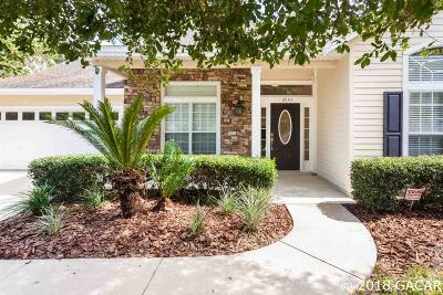 Gainesville Single Family Home For Sale: 2847 SW 93 Drive