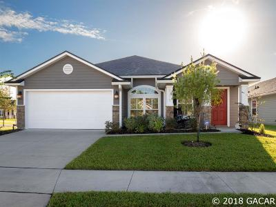 Gainesville FL Single Family Home For Sale: $289,900