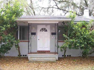 Gainesville Multi Family Home For Sale: 603,605,607 NE 6 Avenue