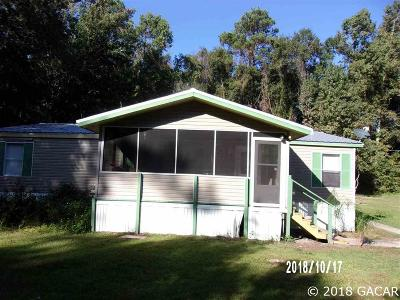 Alachua Single Family Home For Sale: 27108 State 121 Road