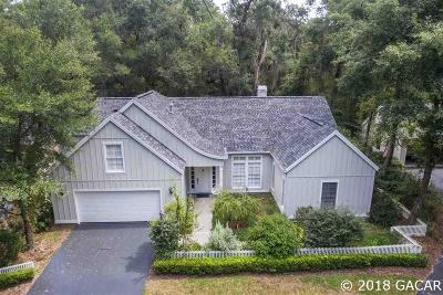 Gainesville FL Single Family Home For Sale: $349,900