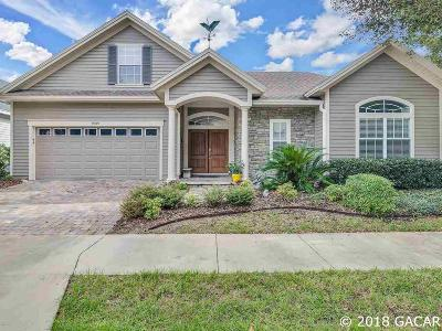 Gainesville FL Single Family Home For Sale: $429,000