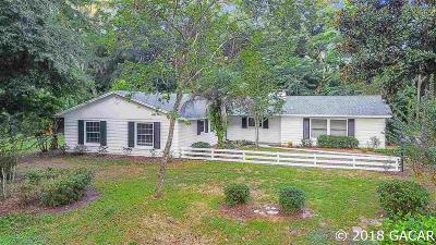 Gainesville FL Single Family Home For Sale: $192,707